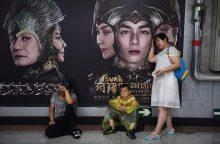 Brangiausias Kinijos filmas patyrė epinio masto nesėkmę