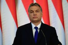 ES intensyvina teisinius veiksmus prieš Vengriją dėl šalies migracijos politikos