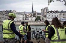 Senos paupio atkarpoje Paryžiuje uždrausti automobiliai