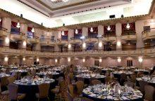 """Niujorke renovacijai užsidaro legendinis viešbutis """"Waldorf Astoria"""""""