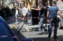Sicilijoje nušautas vienas mafijos bosų