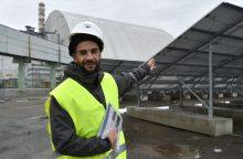 Černobylyje vėl bus gaminama elektra