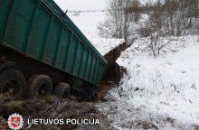"Kelyje ""Via Baltica"" per masinę avariją žuvo du žmonės"