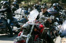 Motociklizmo dvasia užkrės neregius ir silpnaregius