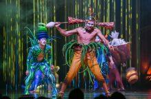 "Skelbiami dar du papildomi ""Cirque du Soleil"" pasirodymai Vilniuje"