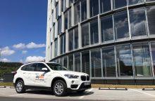 """""""CityBee"""" automobilių parką sostinėje papildė nauji BMW"""