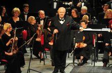 Jaunųjų talentų festivalis: pasirodymas su orkestru ir garsiais dirigentais
