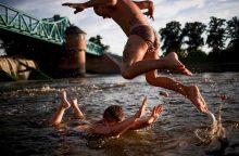 """Festivalis """"Kaunas Photo"""" pristatys parodą apie pasaulio upes"""