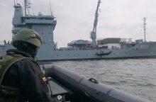 Lietuvos kariai dalyvaus ES operacijoje Viduržemio jūroje