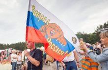 Rusų kultūros šventę Vilniuje globos sostinės savivaldybė