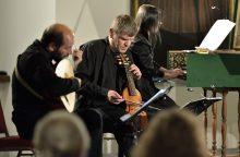 Festivalis atsisveikina skambant J. S. Bacho kantatoms