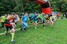 """""""Gintarinės jūrmylės"""" bėgime šiais metais triumfavo baltarusis ir lietuvė"""