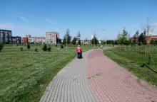 Mieste – nauja aktyvaus poilsio zona