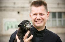 Žirniukas, buvęs monsinjoro draugu 16 metų