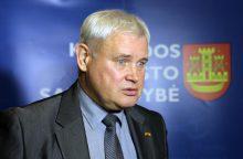 Klaipėdos meras: senasis pašto skyrius turi išlikti