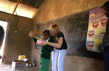 Odontologė: po to, ką pamačiau Šančiuose, kelionė į Afriką manęs nebegąsdino