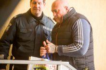Į teismą keliauja ir britų narkotikų barono draugė