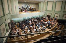 Unikalios sudėties orkestro misija – tautų draugystė