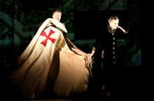 Kauno dramos teatre – spektaklis, dedikuojamas L. Donskiui