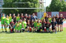 Paaiškėjo Lietuvos moterų regbio-7 čempionės