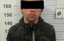 Sulaikytas klaipėdietes užpuolinėjęs nusikaltėlis