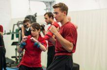 Vilniečiams – nemokamos kovos menų treniruotės