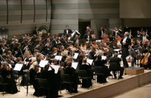 Muzika spindinčiam balsui ir orkestrui