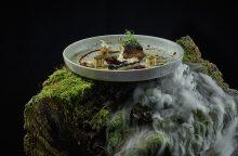 Maisto dizainas – mažas spektaklis akims