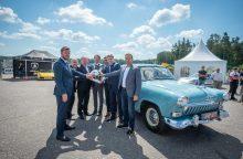 Atgimimas: Lietuvos automobilių sporto meka pradeda naują etapą