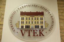 VTEK vadovu Seimo pirmininkas siūlo skirti V. Kanapinską