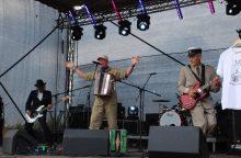 Karklės festivalyje išrinkta geriausia jauna grupė