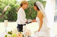 Patarimai jauniesiems: kaip išsirinkti geriausią vestuvių planuotoją?