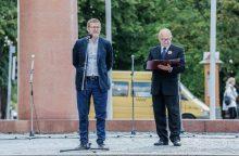 Klaipėdos vicemeras A. Šulcas: mitas, kad gyvename skurde