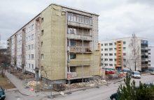 Renovacija Kelmėje svarbesnė nei sostinėje?