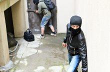 Vilniuje plėšikai apvogė ir sumušė senjorę
