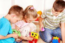 Vaiką į darželį leisti norintys vilniečiai turėtų suskubti