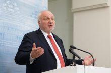V. Mazuronis: aukščiausių prokurorų apsauga - nereikalinga