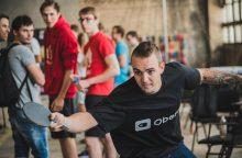 Vilniuje vyko pirmosios startuolių olimpinės žaidynės