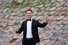 Šv. Cecilijos dienai – maestro G. Vaznio diriguojama dvasinga ir emocionali muzika