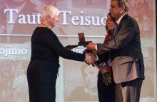 Kauniečių šeimai – apdovanojimas už žydų gelbėjimą