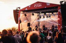 2018 metų Karklės festivalis startavo: aiški data ir pirmieji atlikėjai