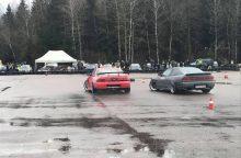 Praūžė žiemos šonaslydžio iššūkio finalas